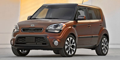 Used 2012 Kia Soul Base Car
