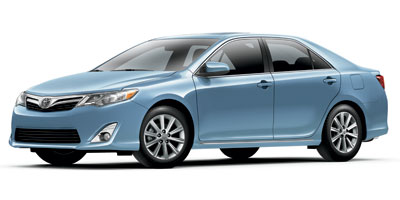 Used 2012 Toyota Camry SE Car