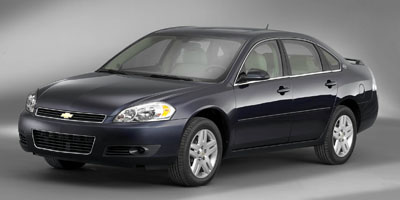 New 2015 Chevrolet Impala Limited LS Car