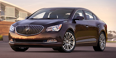 Used 2016 Buick LaCrosse  Car