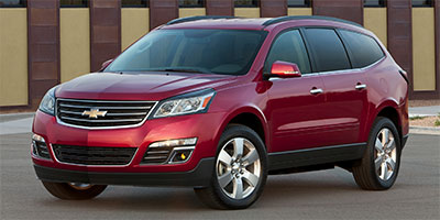 Used 2014 Chevrolet Traverse LT Crossover