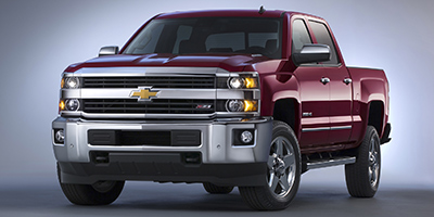New 2018 Chevrolet Silverado 2500HD LT Truck