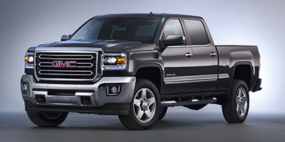 New 2018 GMC Sierra 2500HD SLT Truck