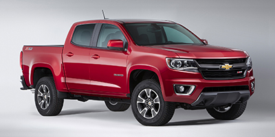 New 2018 Chevrolet Colorado  LT Truck