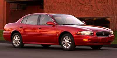 Used 2003 Buick LeSabre Limited Car