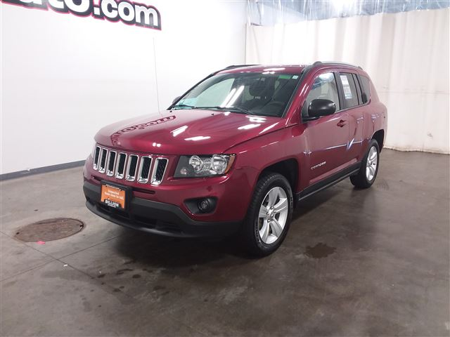 Used 2017 Jeep Compass Sport Crossover