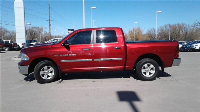 Used 2012 Ram 1500 Big Horn Truck