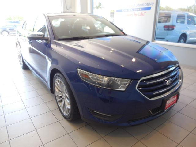 2013 Ford Taurus For Sale >> Used 2013 Ford Taurus Limited