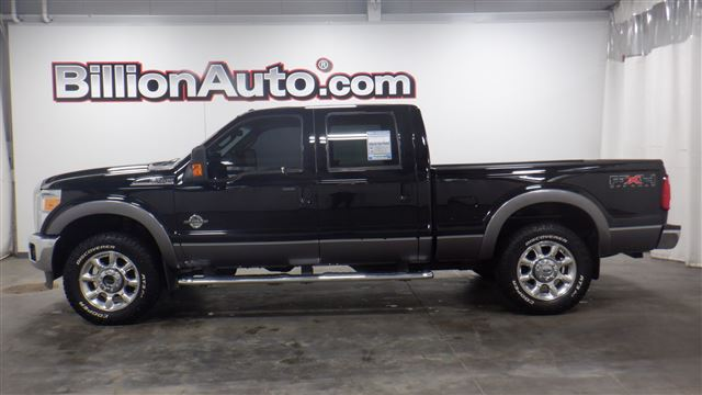 Used 2011 Ford Super Duty F-250 SRW Lariat