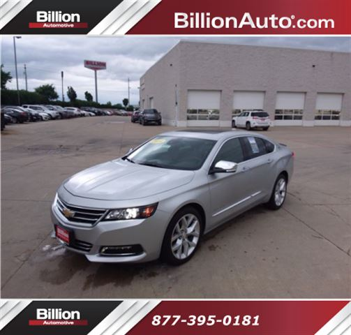 used 2014 Chevrolet Impala For Sale in Iowa City, IA