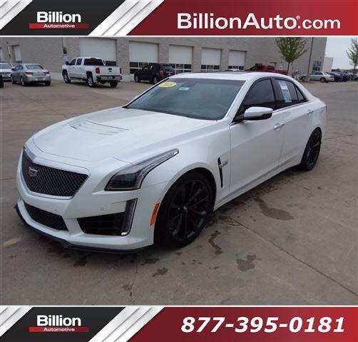 Cadillac Cts V Used >> Used 2018 Cadillac Cts V Sedan