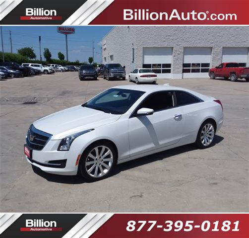 Cadillac Ats Coupe >> Used 2016 Cadillac Ats Coupe Standard
