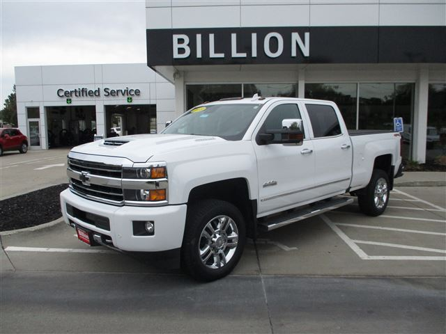 Chevy High Country 2500 >> Used 2018 Chevrolet Silverado 2500hd High Country