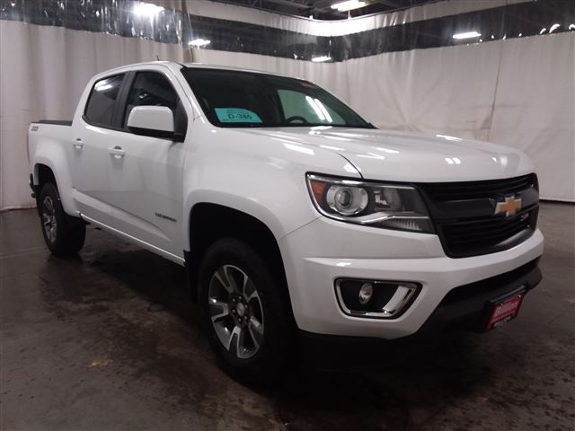 2018 Chevrolet Colorado
