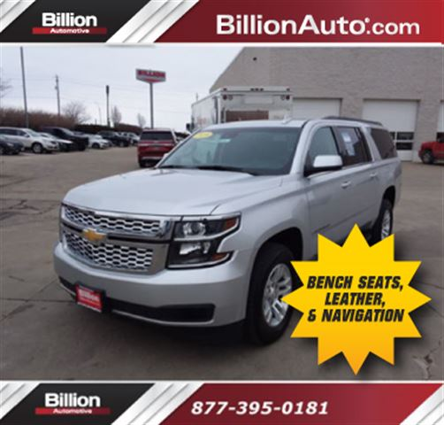 Used 2019 Chevrolet Suburban For Sale In Iowa City, IA