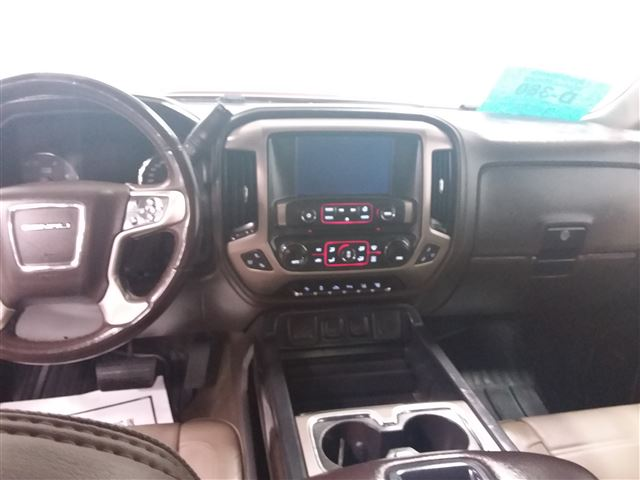 2015 GMC Sierra 3500HD available WiFi