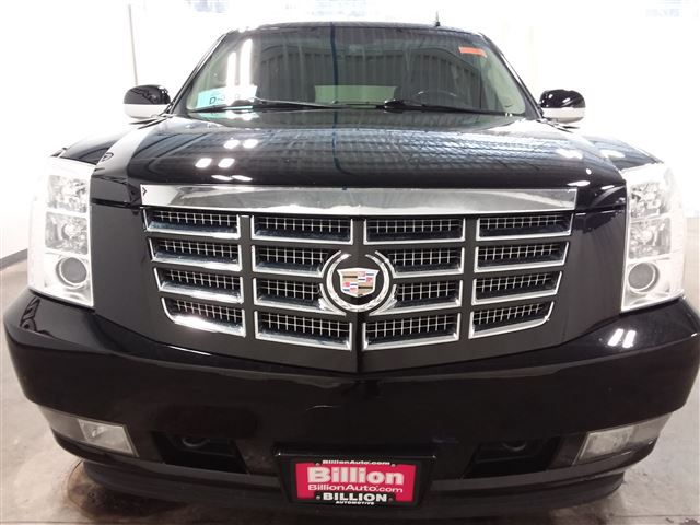 2009 Cadillac Escalade All-Wheel Drive