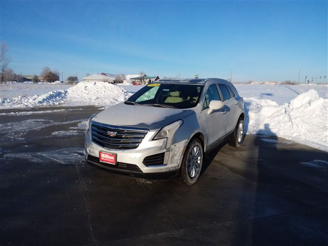 New 2018 Cadillac XT5  Crossover