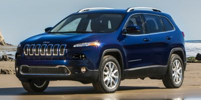 Used 2016 Jeep Cherokee Latitude SUV