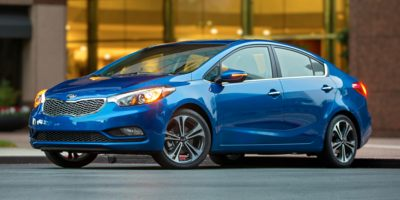 New 2016 Kia Forte LX Car