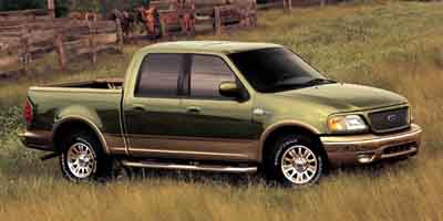 Used 2003 Ford F-150 Lariat Truck