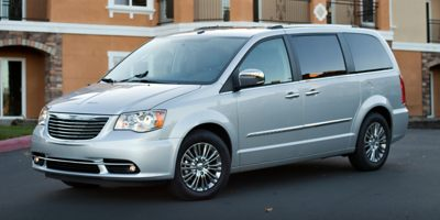 Used 2016 Chrysler Town and Country Touring Van