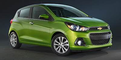 New 2017 Chevrolet Spark LS Car