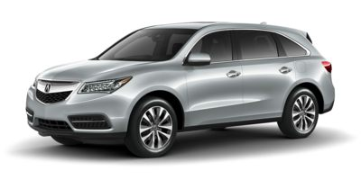Used 2016 Acura MDX  Crossover