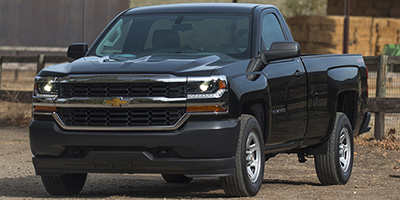 New 2018 Chevrolet Silverado 1500 Work Truck Truck