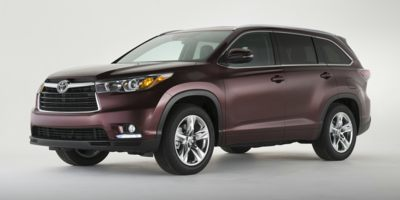 New 2016 Toyota Highlander Limited SUV