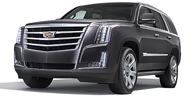 New 2018 Cadillac Escalade Platinum SUV