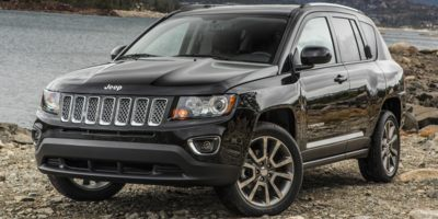 Used 2014 Jeep Compass Latitude Crossover