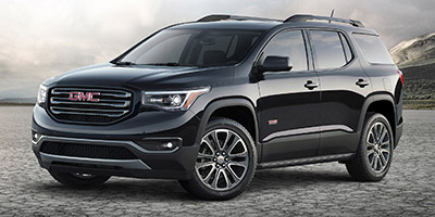 New 2017 GMC Acadia SLE Crossover