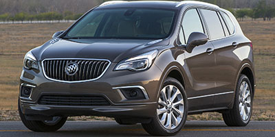 New 2018 Buick Envision Premium II Crossover