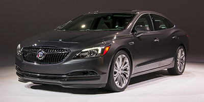 New 2018 Buick LaCrosse Essence Car