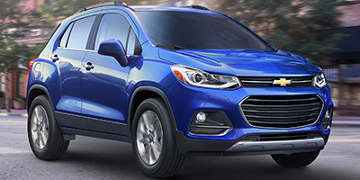 New 2018 Chevrolet Trax LS Crossover
