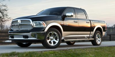 New 2017 Ram 1500 Big Horn Truck
