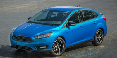 New 2017 Ford Focus S Car
