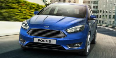 New 2017 Ford Focus SEL Car