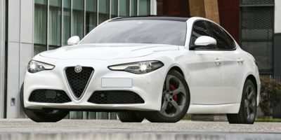 New 2017 Alfa Romeo Giulia Ti Car