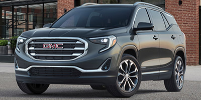 New 2018 GMC Terrain SLE Crossover