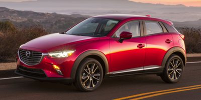 New 2018 Mazda CX-3 Sport Crossover