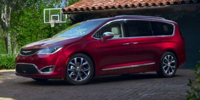 New 2018 Chrysler Pacifica Touring Plus Van
