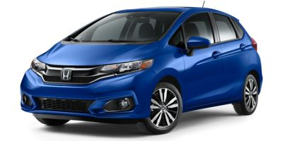 New 2018 Honda Fit EX Car