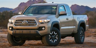 New 2018 Toyota Tacoma Access Cab 6' Bed I4 4x2 AT  Truck