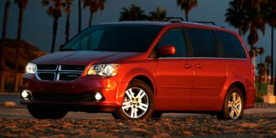 New 2018 Dodge Grand Caravan SE Van