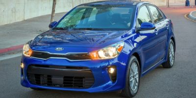 New 2018 Kia Rio LX Car