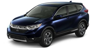 New 2018 Honda CR-V EX-L Crossover