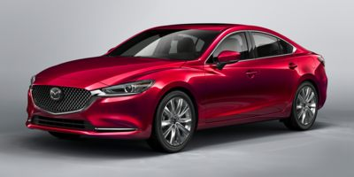 New 2018 Mazda Mazda6 Touring Car