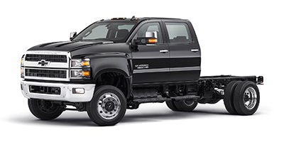 Chevrolet Silverado Medium Duty